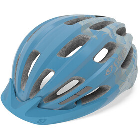Giro Vasona Helmet Dame ice blue/floral